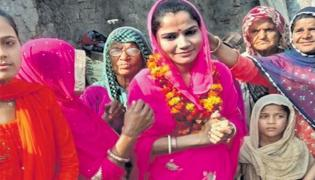 Nitha Sodha Who Contest In Elections In Rajasthan - Sakshi