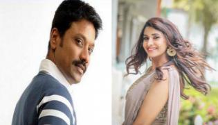 SJ Surya And Priya Bhavani Shankar In Love - Sakshi