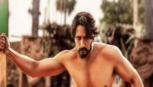 Kiccha Sudeep Gives Clarity On RRR Movie - Sakshi