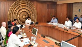 Assembly Special sessions On AP Capital: Cabinet approves High Power Committee Report - Sakshi