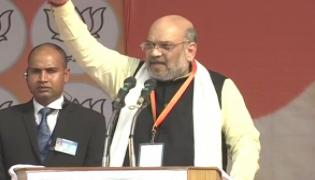 Where Minorities Of Pakistan And Bangladesh Have Gone Asks Amit Shah - Sakshi