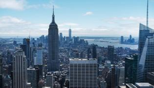How Did New York Get the Nickname The Big Apple? - Sakshi