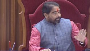 AP Assembly Special Session Speaker Fires On TDP MLAs Behavior - Sakshi