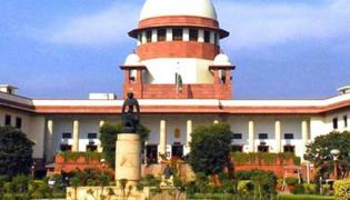 Supreme Court Comments On Anti Defection Law - Sakshi
