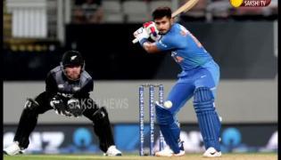 IND Vs NZ: Iyer Shines As India Hunt Down 204 - Sakshi