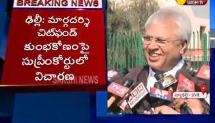 Undavalli Arun Kumar Explain About Margadarsi Case On Ramoji Rao - Sakshi