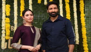 Gopichand And Tamanna New Telugu Movie Title Fix - Sakshi