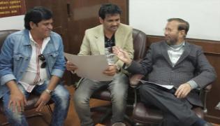 Actor Ali Hollywood Entry With Jagadeesh Daneti Film - Sakshi