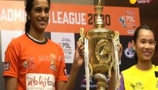 PBL Season 5: Sindhu and Tzu Ying - Sakshi
