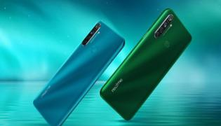 Realme 5i launched in India price and features - Sakshi