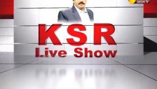 KSR Live Show On Chandrababu Naidu Drama