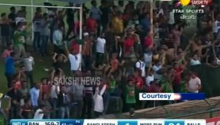 Bangladesh creates history,beats India