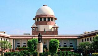 Supreme Court Order Mention Criminal Cases Of Candidates - Sakshi
