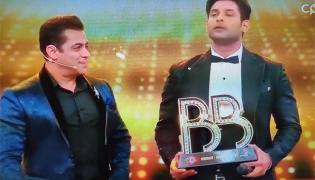 Bigg Boss 13 Hindi Winner Sidharth Shukla Wins 40 Lakhs - Sakshi