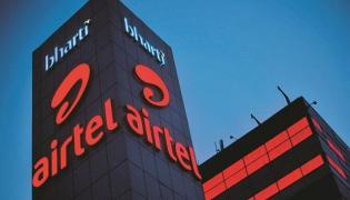 Bharti Airtel Makes Payment To DoT - Sakshi