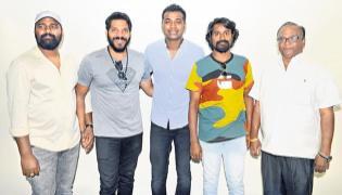 Rahul Sipligunj release for 14 movie motion poster - Sakshi
