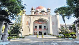 High Court Fires on Inter Board  - Sakshi