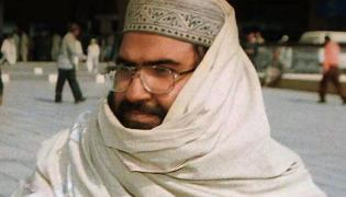 Jaishe Chief Masood Azhar Living In Bomb Proof House In Pakistan - Sakshi