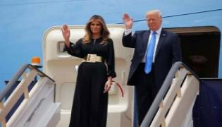 Trump Visit To India For Biggest Cricket Stadium And Tajmahal - Sakshi