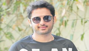 Nithin interview about bheeshma movie - Sakshi