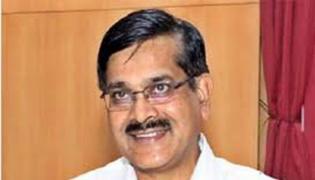 President Ram Nath Kovind secretary Sanjay Kothari appointed new CVC - Sakshi