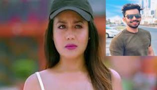 Neha Kakkar Warns Her Ex Boyfriend Himansh Kohli - Sakshi