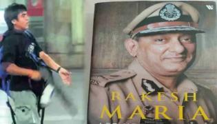 Sensational Comments On Rakesh Maria Book On Kasab - Sakshi