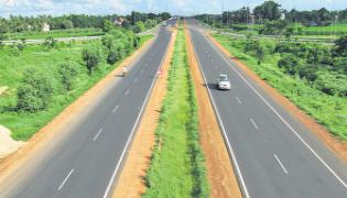 Forest clearances for 516-E National Highway - Sakshi
