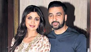 Shilpa Shetty Kundra, Raj Kundra welcome baby girl - Sakshi