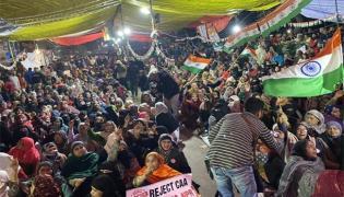 Anti CAA Protest: DMRC Shut Jaffrabad Station - Sakshi