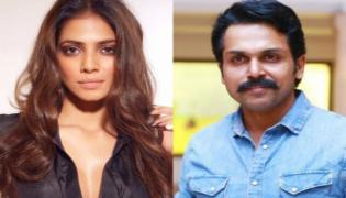 Malavika Mohan Is Preparing For A Movie With Karthi - Sakshi