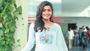 Rashmika Mandanna Special Interview In Sakshi At Hyderabad