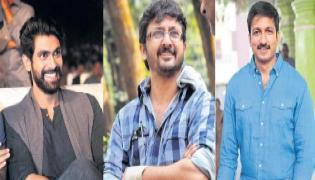 Teja announce the titles for his next two movies - Sakshi
