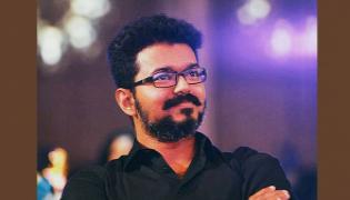 Father Hints That Actor Vijay Will Enter Politics - Sakshi