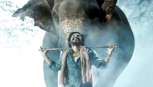 Ranas Aranya Telugu Movie: Vishnu Vishal First Look Reveal - Sakshi