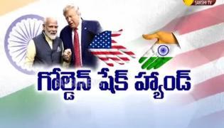 The Fourth Estate 24th Feb 2020 Trump India Visit - Sakshi