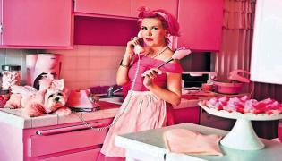 Pink Lady Of Hollywood Kitten Kay Sera Special Story - Sakshi