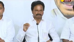 Trade Union Unanimous Resolution in Support To Decentralization - Sakshi