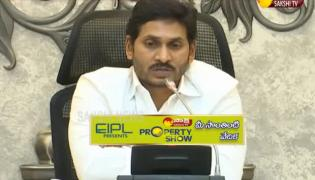 AP CM YS jagan Mohan Reddy Review Meeting On Spandana Program - Sakshi