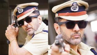 Prithivee Raj Plays A Powerful Cop In Ee Kathalo Paathralu Kalpitam - Sakshi