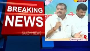 Botsa Satyanarayana Slams Chandrababu In vizianagaram
