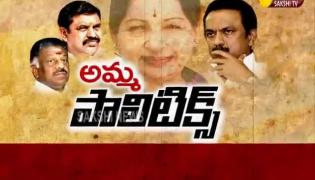 Magazine Story on Politics of Tamil Nadu