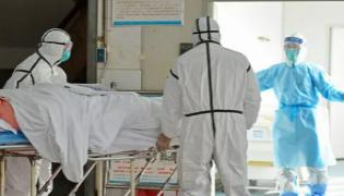Coronavirus: What Is The Death Rate In Worldwide - Sakshi