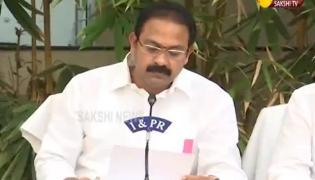 Aalla Nani Press Meet On Corona Patients In Andhra Pradesh