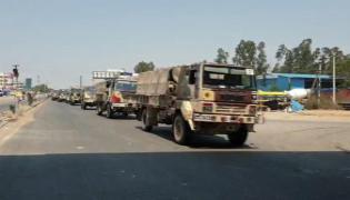 Central Forces To Telangana Over corona DGP Office Says Its False News - Sakshi