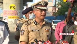 AP DGP Gowtham Sawang Press Meet On Corona Virus