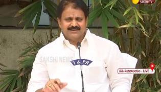 Mopidevi Venkataramana Press meet About Corona Virus