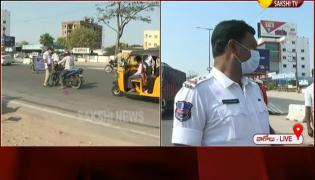 Lock Down Continues In Hyderabad
