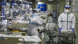 Deadly Coronavirus Eliminate Thousands Of People Across World - Sakshi