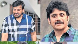 Telugu Film Actors Of Create Awareness Video to Tackle Coronavirus - Sakshi